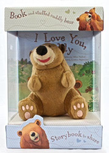 9781445495583: I Love You Daddy (Book and Soft Toy)