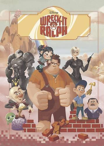 Disney Wreck-it Ralph Storybook