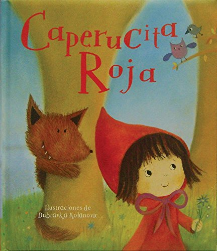 Caperucita Roja (Picture Padded Books) (Spanish Edition): Parragon Books