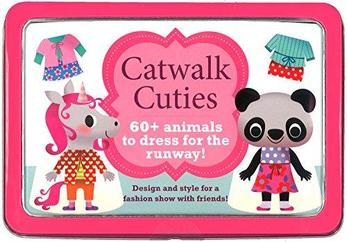 9781445498423: Catwalk Cuties Mini Tin