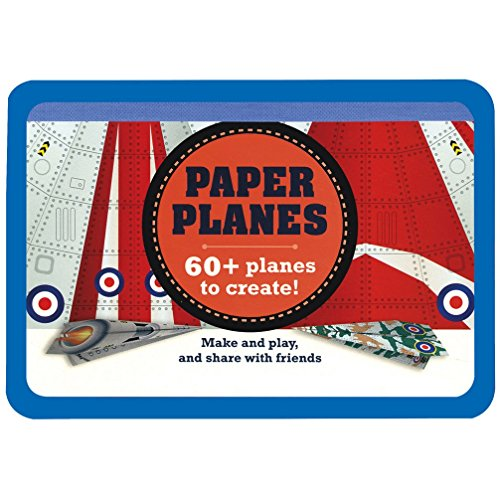 Paper Planes: 60 + Planes to Create!: Parragon Publishing India