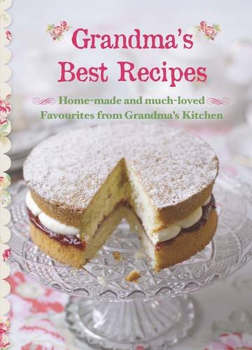 9781445498669 grandmas best recipes new collection parragon stock image forumfinder Choice Image
