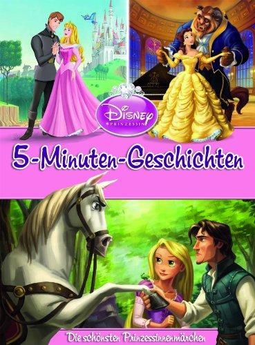 9781445499109: Disney 5 Minuten Geschichten - Die schönsten Prinzessinenmärchen