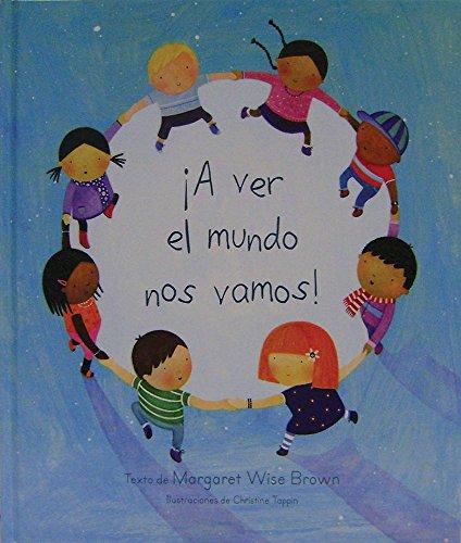 9781445499147: A ver el mundo nos vamos! (Mwb Picturebooks) (Spanish Edition)