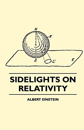 Sidelights on Relativity (Illustrated Edition): Albert Einstein