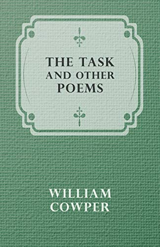 9781445508467: The Task and Other Poems