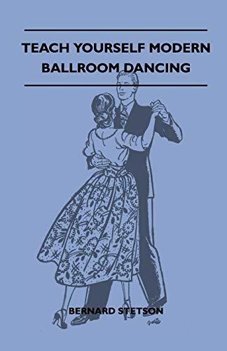 Teach Yourself Modern Ballroom Dancing (Paperback): Bernard Stetson