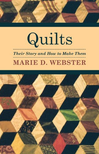 9781445519913: Quilts - Their Story and How to Make Them