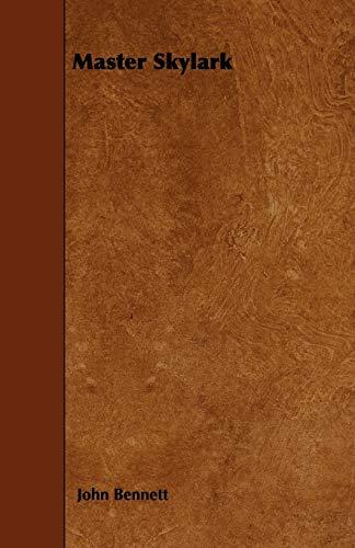 Master Skylark (9781445530307) by John Bennett
