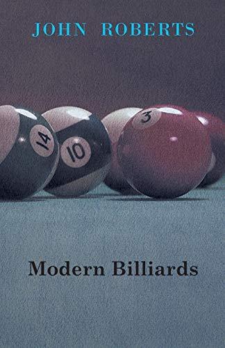 Modern Billiards: John Roberts