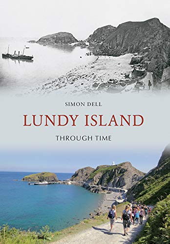 Lundy Island Through Time (Paperback)