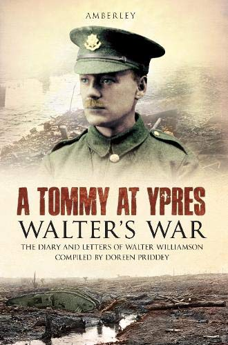 9781445602134: A Tommy at Ypres