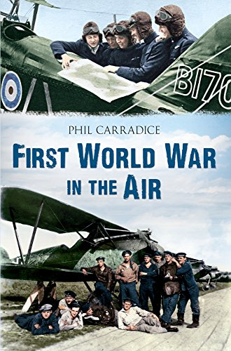 9781445605128: First World War in the Air