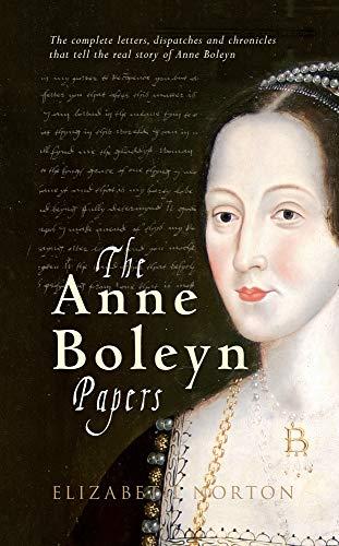 The Anne Boleyn Papers: Norton, Elizabeth