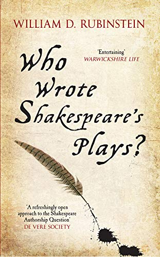 9781445614304: Who Wrote Shakespeare's Plays?