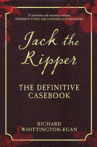 9781445617688: Jack the Ripper: The Definitive Casebook