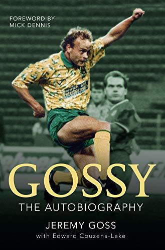 Gossy the Autobiography: Goss, Jeremy