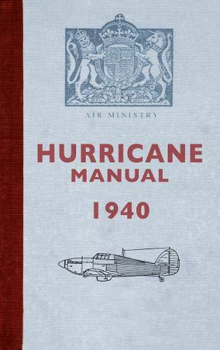 Hurricane Manual 1940: Dilip Sarkar