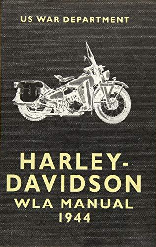Harley Davidson WLA Manual 1944: US War Department