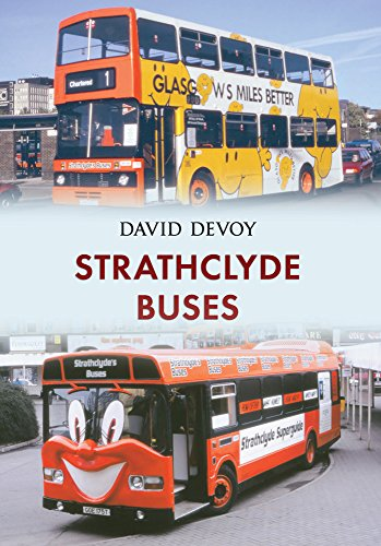 9781445644516: Strathclyde Buses