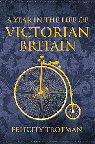 9781445644691: A Year in the Life of Victorian Britain