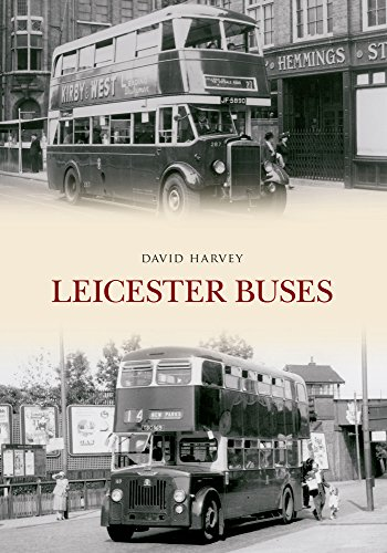 9781445647111: Leicester Buses
