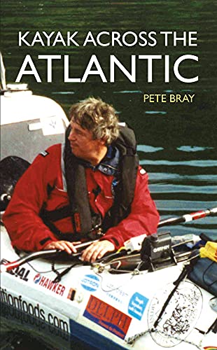 9781445650593: Kayak Across the Atlantic