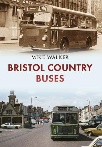 Bristol Country Buses: Mike Walker