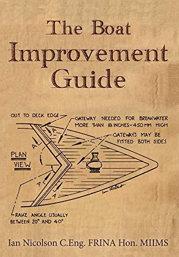 N4: The Boat Improvement Guide: Ian Nicolson C. Eng. FRINA Hon. MIIMS