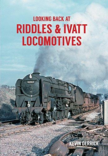 9781445660516: Looking Back At Riddles & Ivatt Locomotives
