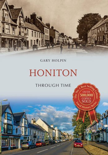 Honiton Through Time: Gary Holpin