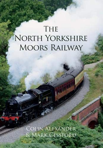 9781445661841: The North Yorkshire Moors Railway