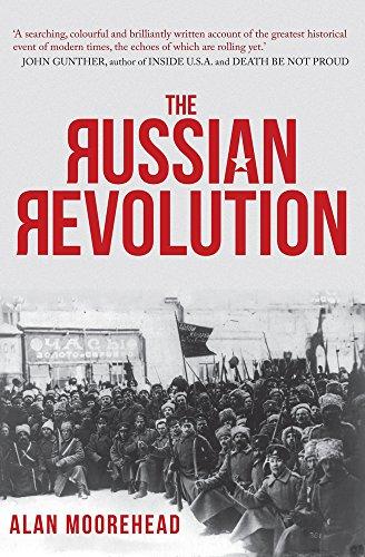 The Russian Revolution: Moorehead, Alan