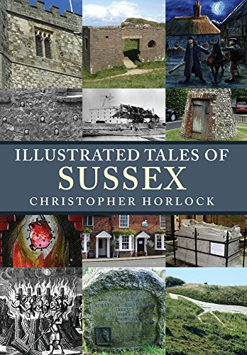 9781445678993: Illustrated Tales of Sussex