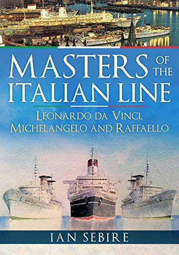 9781445683508: Masters of the Italian Line: Leonardo Da Vinci, Michelangelo and Raffaello