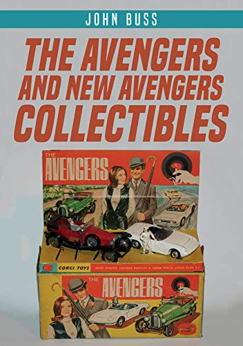 9781445688862: The Avengers and New Avengers Collectibles