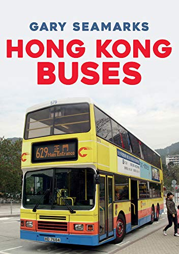 Hong Kong Buses: Seamarks, Gary