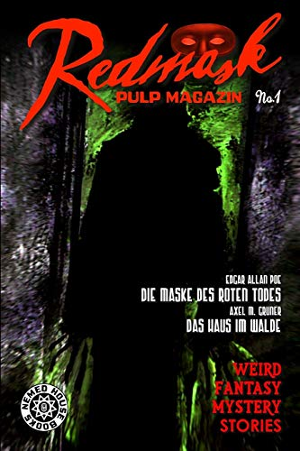 9781445711065: Redmask Pulp Magazin No.1