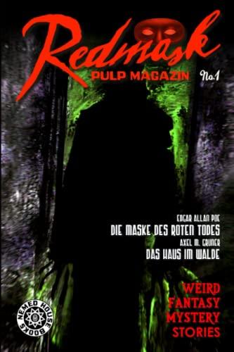 9781445711065: Redmask Pulp Magazin No.1 (German Edition)