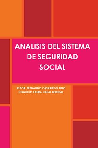 9781445711102: Analisis Del Sistema de Seguridad Social (Spanish Edition)