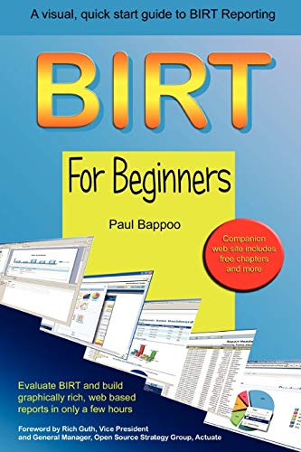 BIRT for Beginners: Bappoo, Paul