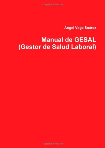9781445764887: Manual de Gesal (Gestor de Salud Laboral) (Spanish Edition)