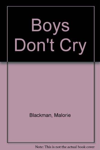 9781445820019: Boys Don't Cry