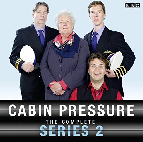 9781445825649: Cabin Pressure: The Complete Series 2 (BBC Audio)
