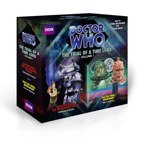 9781445826486: Doctor Who: The Trial of a Time Lord, Vol. 1