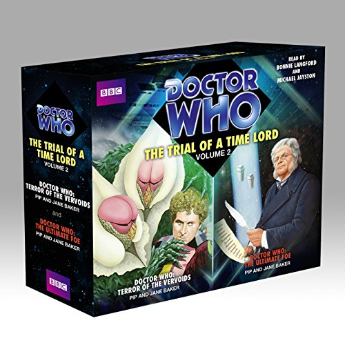 Doctor Who: The Trial Of A Time Lord Vol. 2 (Dr Who): Baker, Jane; Baker, Pip