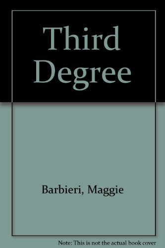 9781445837079: Third Degree