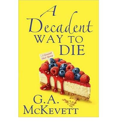 9781445837819: A Decadent Way to Die