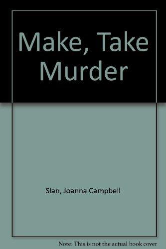 9781445838397: Make, Take Murder