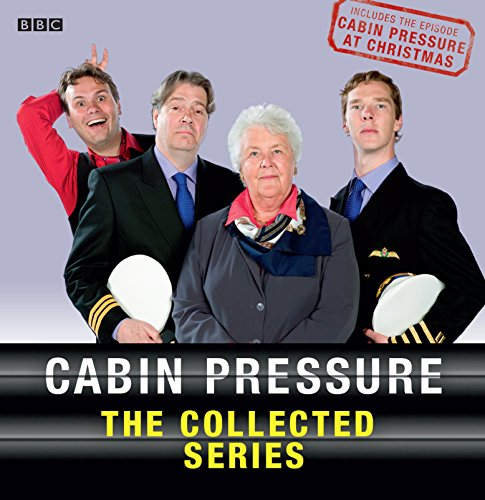 Cabin Pressure: the Collected Series: Finnemore, John